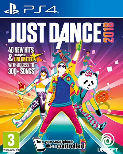 Just Dance 2018 (PS4) (New)