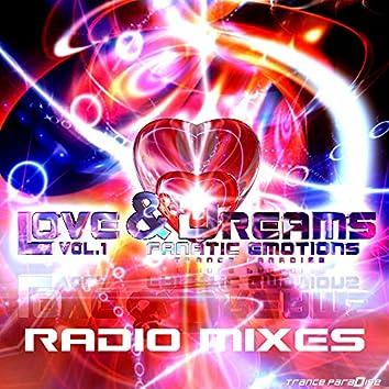 Love & Dreams, Vol. 1 (Radio Mixes)