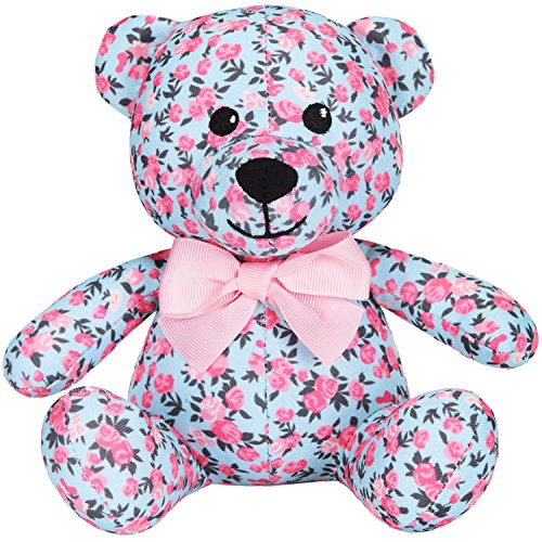 Blueberry Pet Gift Toys for Puppies & Dogs, 6', Made Well Cute Floral Print...