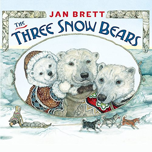 The Three Snow Bears Titelbild