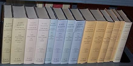 Church Dogmatics 14 volume set ( 13 volumes + index)