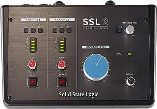 SSL SSL2 2-In/2-Out USB-C Audio Interface