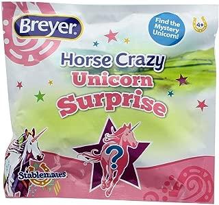 Breyer Horse Crazy Stablemates Mystery Unicorn Surprise Blind Bag