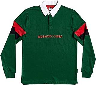 DC Men's Dinsmore Long Sleeve Polo