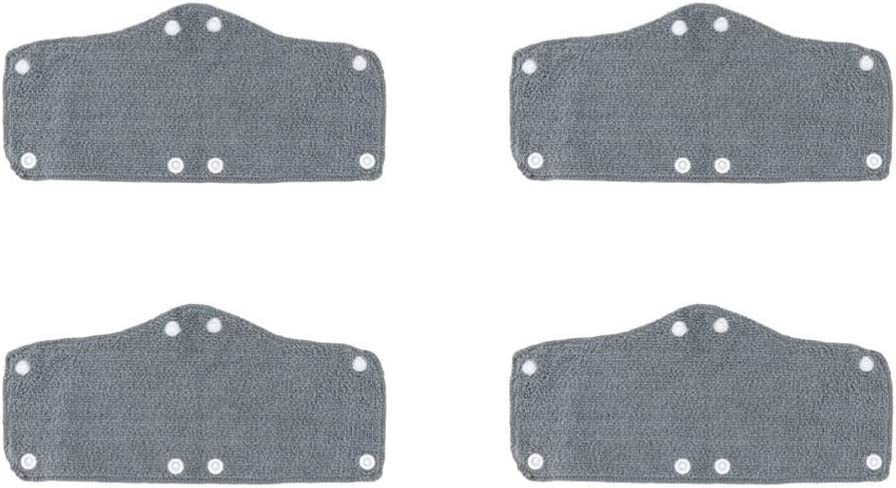 Healifty 4pcs Hard San Francisco Mall Hat Sweatband Snap Sweat on Washable Reusable Shipping included