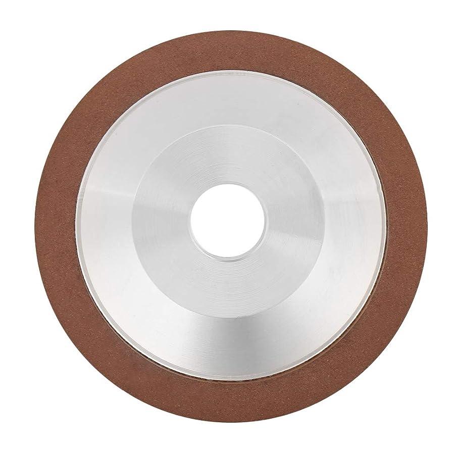 たらい騒々しい強いますカップホイール、ダイヤモンドカップホイール、ボウルダイヤモンドカップ、耐摩耗性高品質材料研磨用超硬鋼研削炭化物