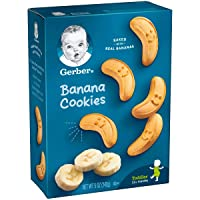 Deals on 12-Pack Gerber Banana Cookies, 5-Ounce Boxes
