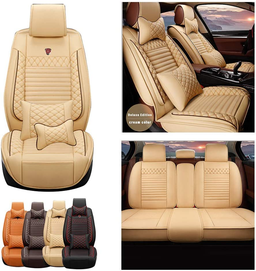 Jiahe Car Seat [Alternative dealer] Covers Max 71% OFF for Chevy 5seat Full HHR Protecto Set