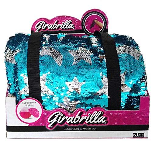Nice Girabrilla Sacca Sport Assortite Articolo da Regalo-Oggettistica, Multicolore, 8056779025531