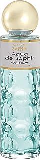 PARFUMS SAPHIR Agua De Saphir - Eau De Parfum Con Vaporizador Para Mujer, One size, 200 ml