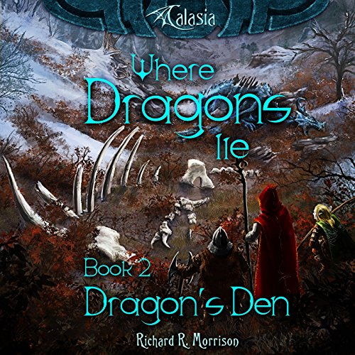 Where Dragons Lie audiobook cover art