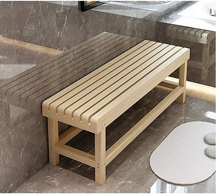 Panchina elegante da bagno B07KQ11KXT