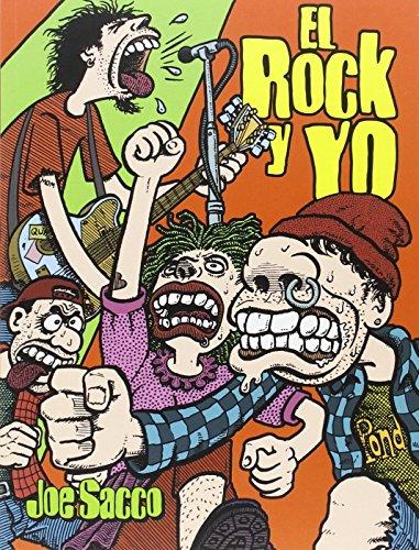 EL ROCK Y YO (Novela gráfica)