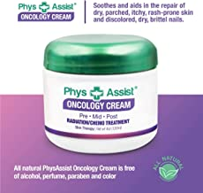 Oncology Cream 4 oz. Soothing, Calming and Hydrating to Stressed Skin Undergoing Chemo or Radiation Treatment. Color Free.