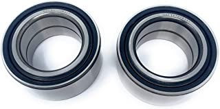 Iconic Racing Both Front Wheel Bearings Compatible with 10-16 Polaris Ranger 800 4x4 EFI Crew 6x6 XP
