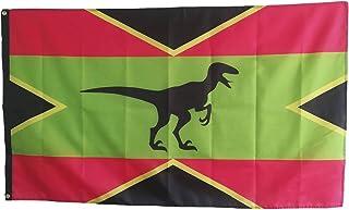 A TODA LECHE - Bandera de la III República Lecherista Ilustrada - Flag: 150 x 90 cm