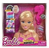 Barbie-1000BAR Muñeca, Multicolor, única (Giochi Preziosi Spagna BAR01000)