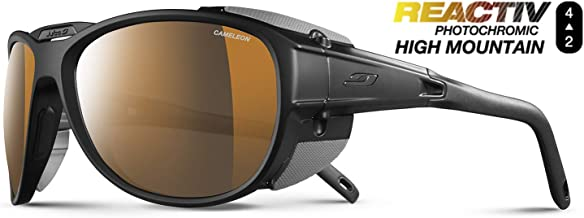 Julbo Explorer Mountain Sunglasses w/REACTIV or Spectron Lens