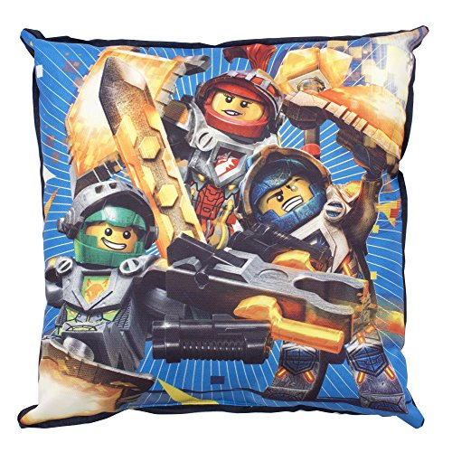Lego Nexo Knights 'Power' Square Cushion