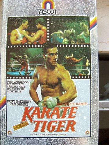 Karate Tiger - Der letzte Kampf [VHS]