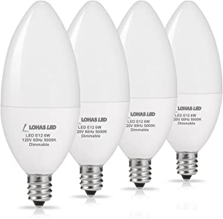 Best smart candelabra led bulbs Reviews