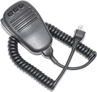 AEcreative Hand Mic Microphone for ADI AR-146 AR-147 AR-247 AR-446 AR-447 transceiver Radio