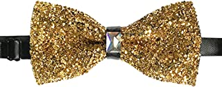 CANGRON Men Christmas Festival Pre-Tied Bow Ties Classic Adjustable Bowties