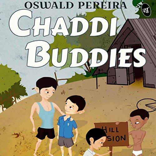 Couverture de Chaddi Buddies