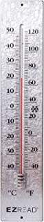 Headwind Consumer Products 840-0091 Metal Thermometers Antique Aluminum, 22.5