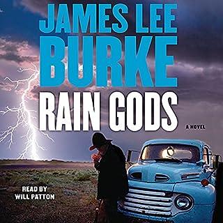 Rain Gods audiobook cover art