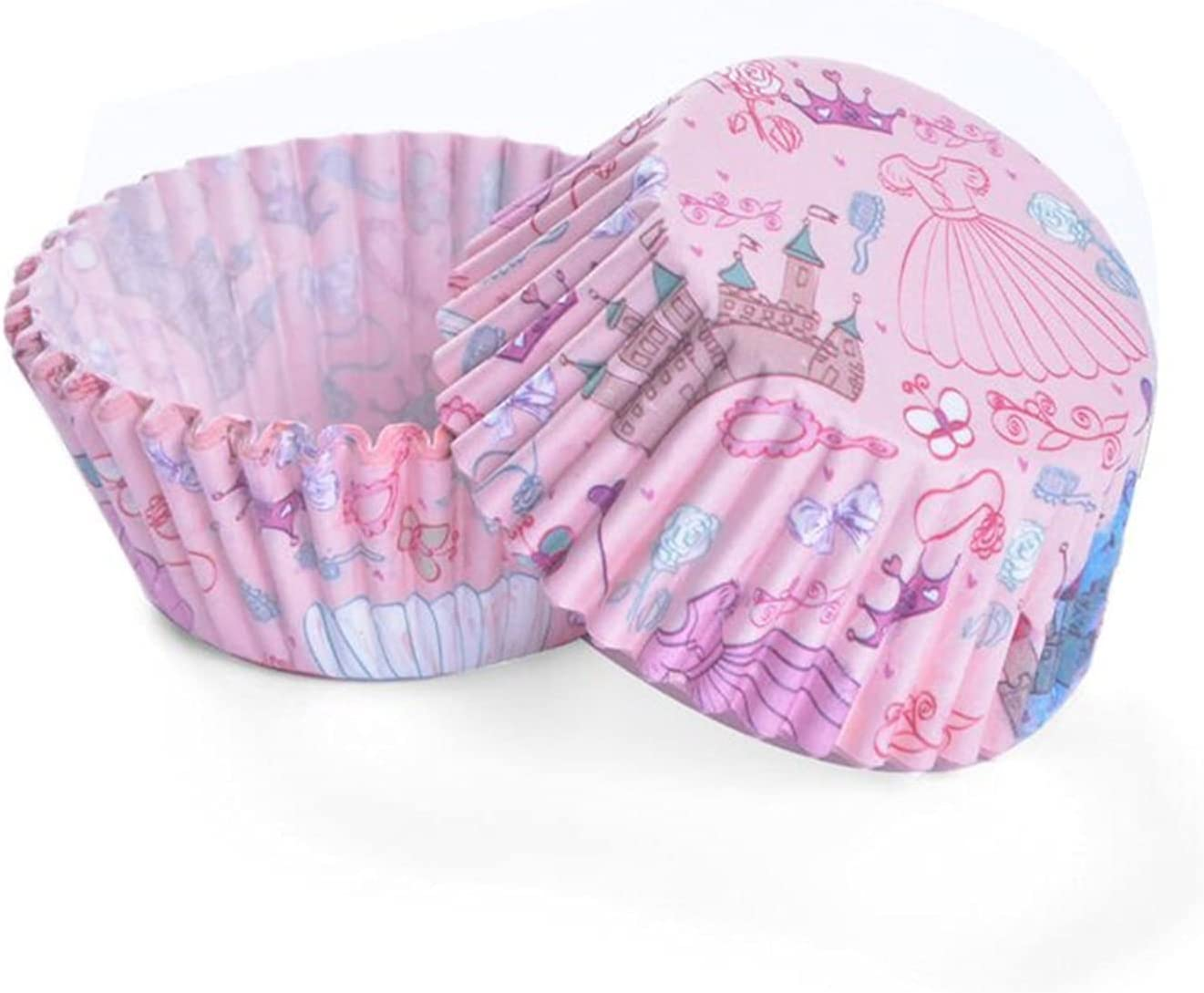 Pastry Cup Outstanding 100pcs Grease-Proof Cake Muffin Cups Memphis Mall Paper Liner
