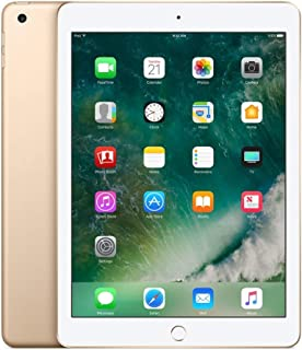 Apple iPad 9.7 (2017) 32GB Wi-Fi - Oro (Reacondicionado)