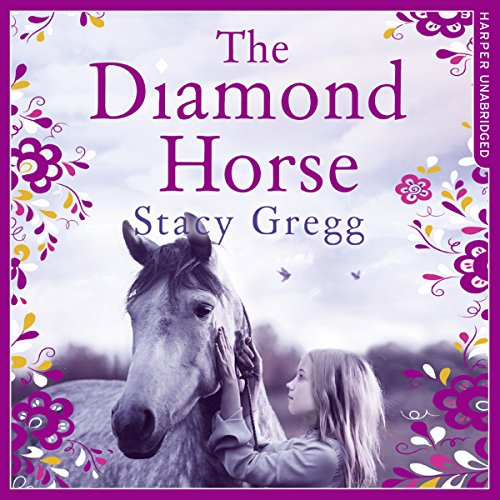 The Diamond Horse audiobook cover art