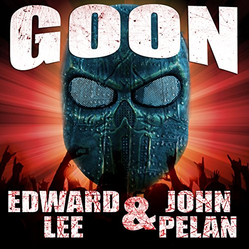 Goon audiobook cover art