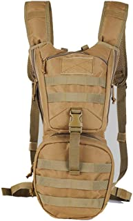 ANTARCTICA Tactical Hydration Pack Backpack, Outdoor Sports Lightweight Military MOLLE Daypack for Biking Marathon Hiking ...