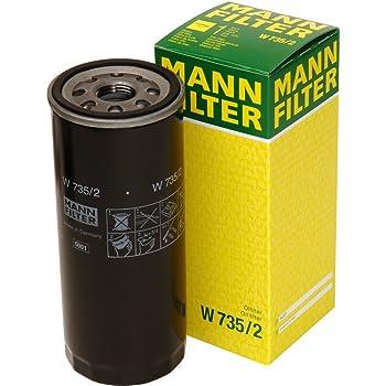 Mann+Hummel W7129 Filtro dellolio