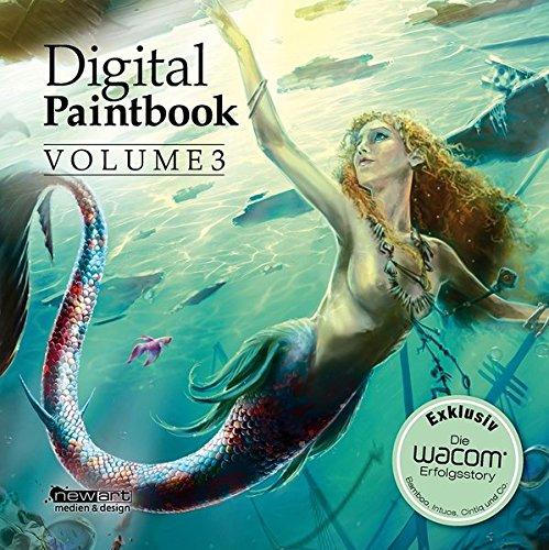 Digital Paintbook: Volume 3