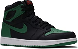 AIR JORDAN 1 Retro High Og 'Red Green' - 555088-030 - Size 9