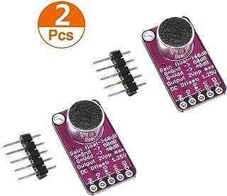 آمپلی فایر میکروفون 2pcs MAX9814 Electret با کنترل خودکار دستیابی برای آردوینو