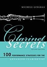 Clarinet Secrets (Music Secrets for the Advanced Musician)