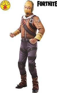 Rubie's- Official Fortnite Raptor Costume Disfraz, Multicolor, Large (Age 13-14) (30045113-14)