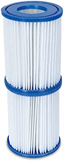 Bestway Size II Swimming Pool Lay- Z ?Spa Hot Tub Filter Filtration Cartridges