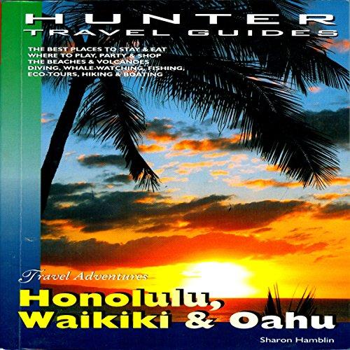 Honolulu, Waikiki & Oahu audiobook cover art