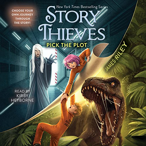 Pick the Plot audiobook cover art
