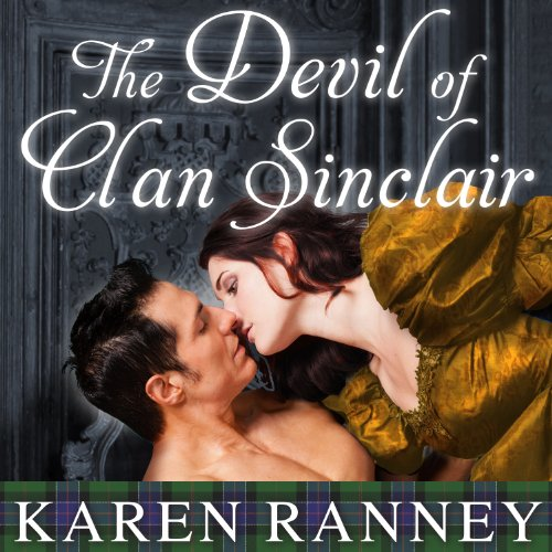 The Devil of Clan Sinclair audiobook cover art