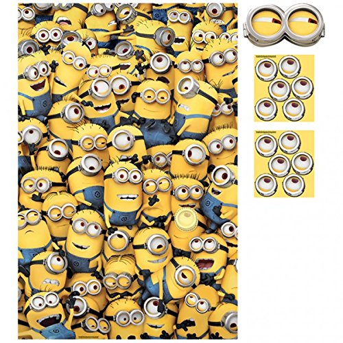 Amscan Internationale Minions Party Game