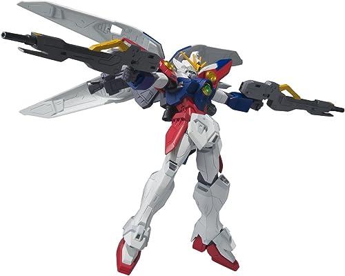 Robot Spirits Mobile Suit Gundam Wing Gundam Zero figurine