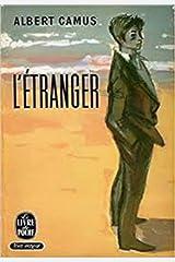 L'Étranger (French Edition) Kindle Edition