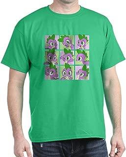 CafePress My Little Pony Spike Classic 100% Cotton T-Shirt