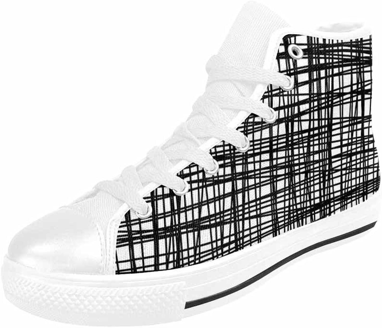 VIC High Top Canvas shoes Unisex Canvas Sneaker